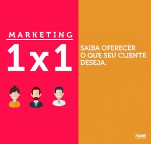 Vá além da conquista, fidelize seu cliente: Marketing de massa x Marketing personalizado,
