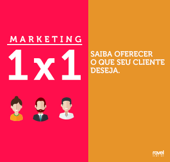 Vá além da conquista, fidelize seu cliente: Marketing de massa x Marketing personalizado,